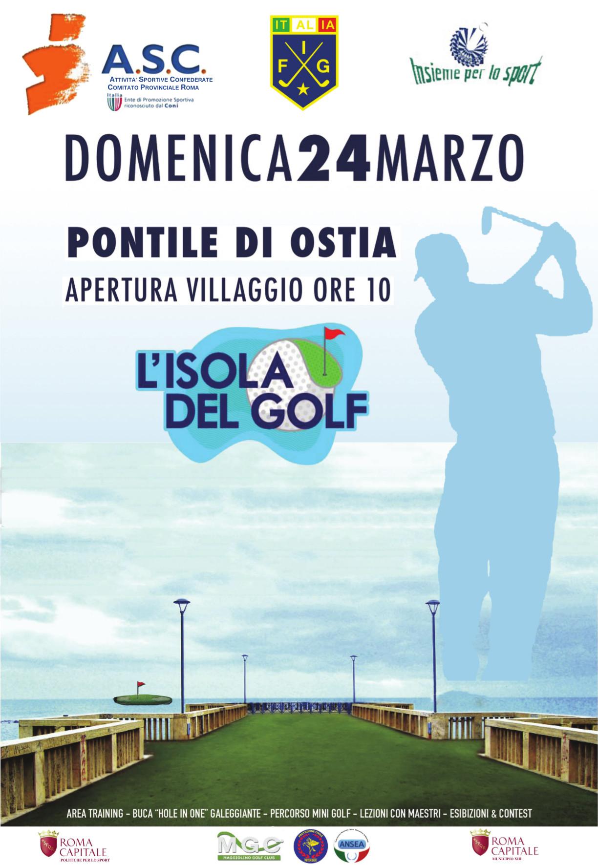locandina_golf Roma Marzo 2013