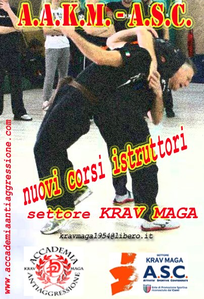 Corso Krav Maga Giugno 2013