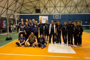 A1 Finale 1-2 posto squadre Gemelli Diversi e Sarcopos S. Vito
