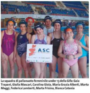 ASC SICILIA 21 giugno 2013