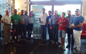 Trofeo Naz ASC Sicilia GC 13-10-2013 Premiati