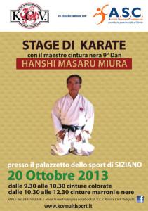 stage karate