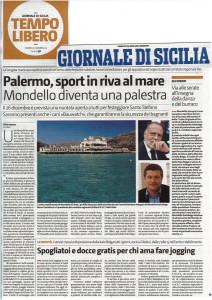 PAGINA GIORNALE DI SICILIA 20-12-2013