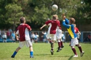 bambini calcio govanile