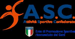 Logo 2014 ASC e CONI