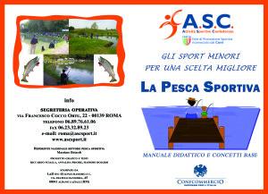 pesca sportiva brochure