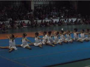 ginnastica femminile ASC