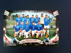 Campioni calcio a 8 foto ufficiale