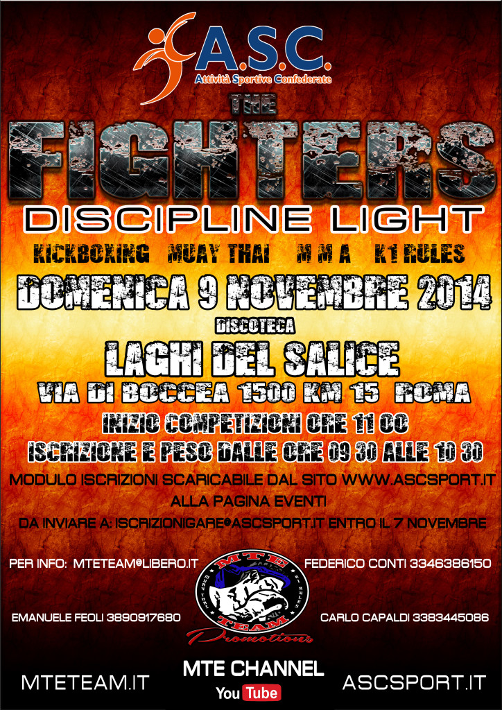 PRIMO EVENTO LIGHT