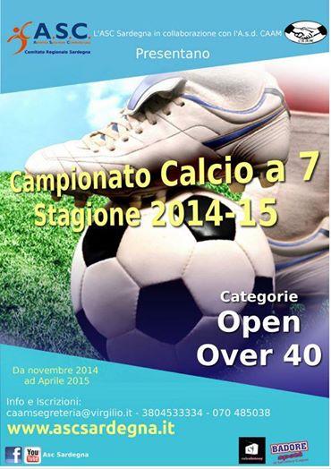 Campionato Cagliari calcio 7