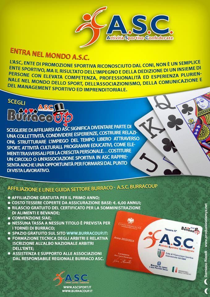 ENTRA IN ASC Burraco 01-2015
