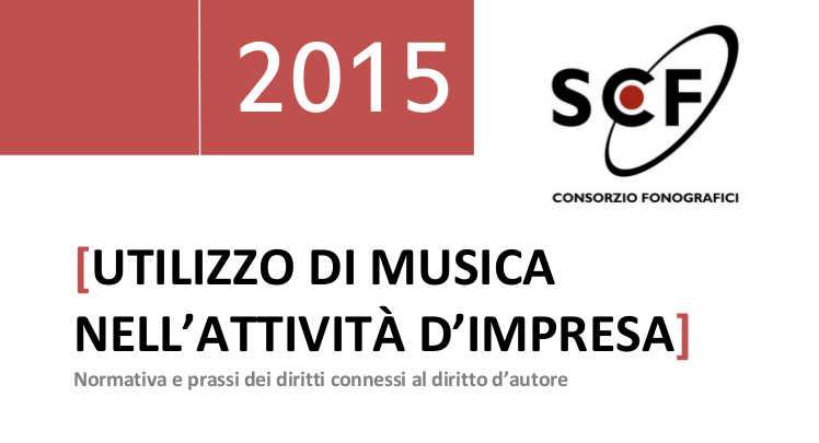 Presentazione SCF 2015