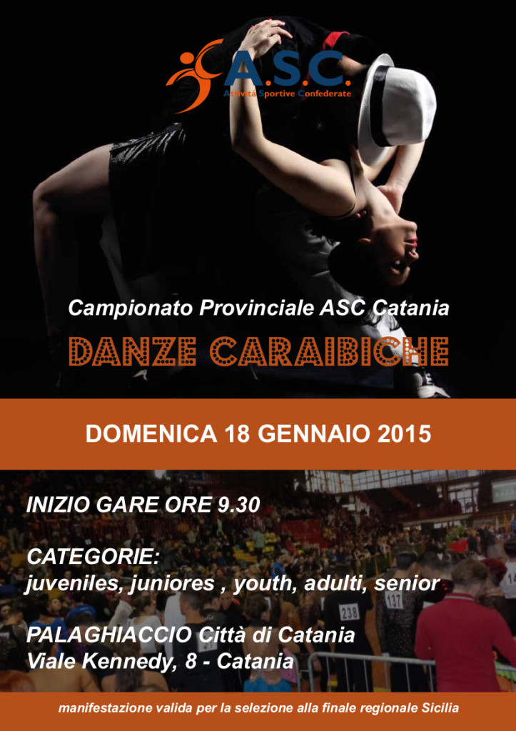 danze caraibiche 2015 catania
