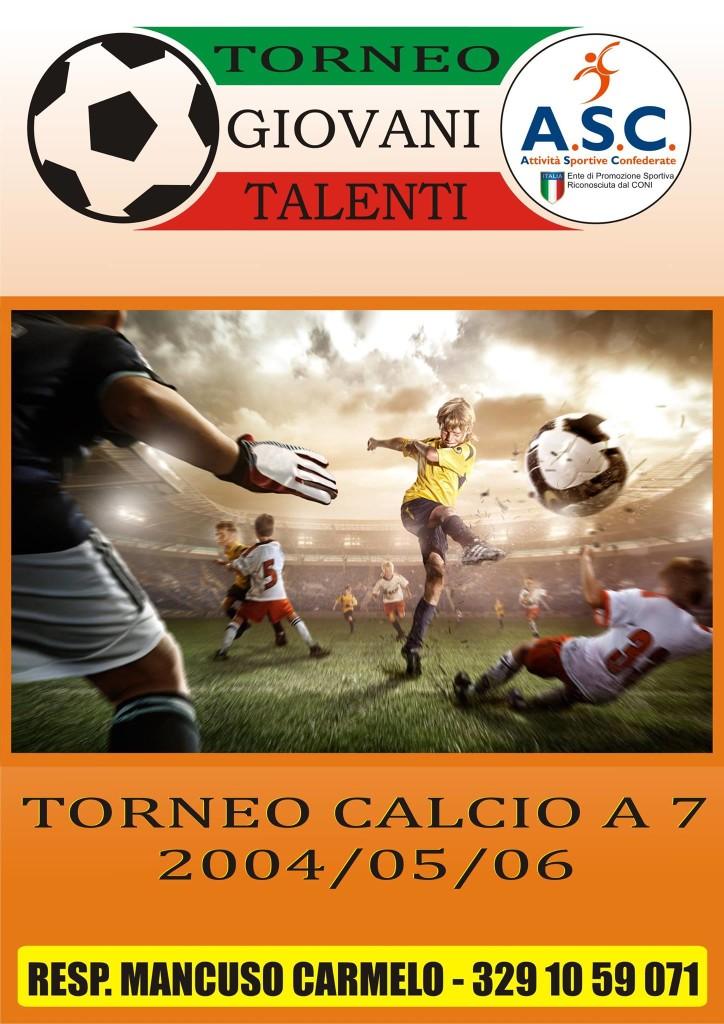 torneo calcio a 7