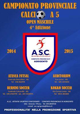Campionato-Provinciale-Agrigento-calcio-5