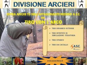 Presentazione Divisione Arcieri