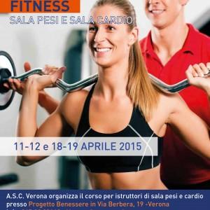 Corso di primo livello per Istruttori di sala pesi e sala cardio