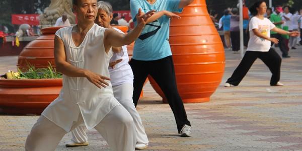 Tai Chi Chuan – Corso Insegnanti 1° Livello