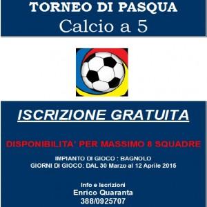 Torneo di Pasqua Calcio a 5 A.S.C.
