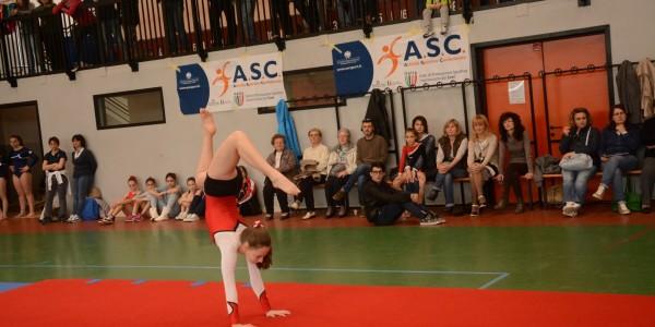2° prova Campionato A.S.C. Ginnastica Artistica