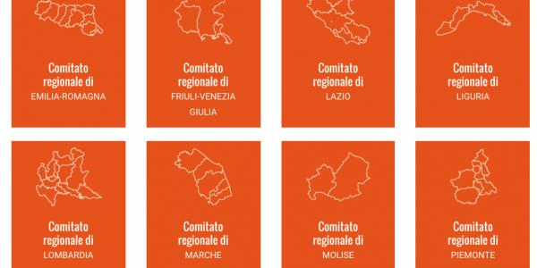 Piena autonomia alle strutture territoriali e ai Responsabili Nazionali nella comunicazione delle iniziative