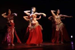 CORSO INSEGNANTI DANZA DEL VENTRE - BELLY DANCE