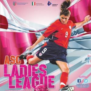 ASC PUGLIA- CAMPIONATO PROVINCIALE ASC LADIES LEAGUE-I Edizione 2015