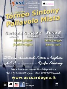 Locandina Torneo Sintony