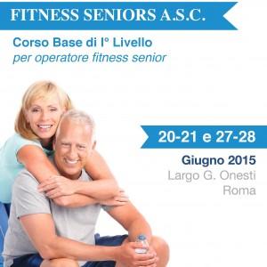 OPERATORE FITNESS SENIORS: CORSO DI FORMAZIONE ASC