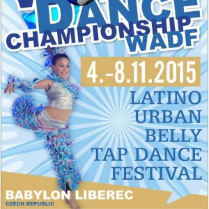 WORLD DANCE CHAMPIONSHIP 2015 IN REPUBBLICA CECA