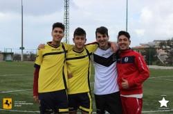 Torre del Greco  seconda giornata del Campionato provinciale di calcio riservato a studenti