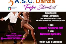 TROFEO STARDUST - DANZE CARAIBICHE