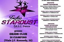 TROFEO STARDUST - Danza Moderna  Hip Hop  Danze Orientali  Danze Coreografiche