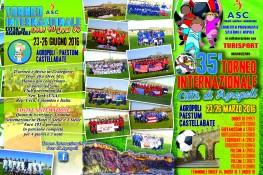 Torneo Internazionale A S C  di Calcio