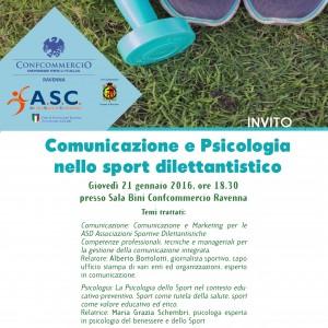 Comunicazione e psicologia nello sport dilettantistico