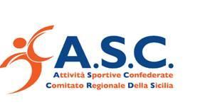 logo ASC Comitato Regionale della Sicilia