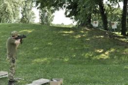 CORSO ISTRUTTORE TIRO DINAMICO A S C  - arma corta