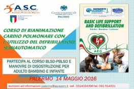 CORSO BLSD BASIC LIFE SUPPORT  amp  DEFIBRILLATION