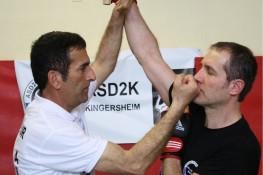Stage di difesa personale con il M   Biagio Ferrarelli