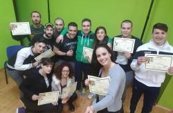 Istruttore di Fitness 1   livello - Comitato ASC di Vibo Valentia