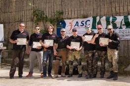 """Rilasciate le prime qualifiche nazionali di """"Istruttori di Tiro Dinamico"""" – A.S.C. di Taranto e Brindisi"""