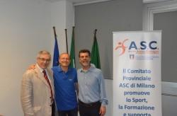 Convegno dedicato alla sicurezza nella pratica dello Yoga - ASC Milano