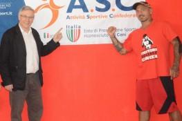 Stage di Pugilato con Giacobbe Fragomeni – ASC Milano