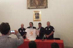 Il Sindaco di Palermo premia gli atleti A S C