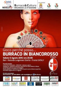 Bari - Sabato 6 agosto 2016