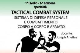 CORSO INSEGNANTI DIFESA PERSONALE - 1  Livello
