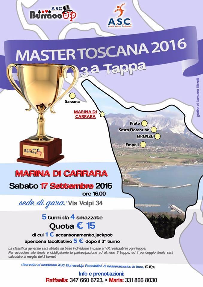 master toscana