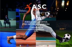 ELENCO ISCRITTI AL CORSO DI FORMAZIONE A S C  I   week end di formazione sportiva e dei servizi alla persona