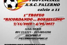 Campionato Provinciale di Calcio a 11 A S C