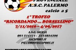 Campionato Provinciale di Calcio a 5 A S C